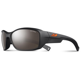 Julbo Junior 8-12Y Rookie Spectron 4 Sunglasses Matt Black-Brown Flash Silver